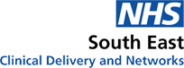 South East Clinical Delivery and Networks logo